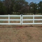 16' Double 3-Rail Gate