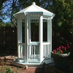 Gazebo-6' Basic with 7' Deck