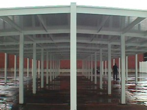 Commercial Carport