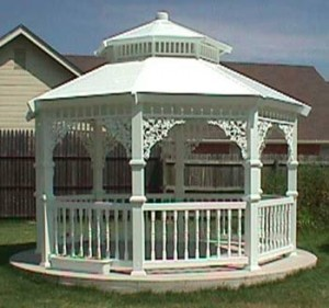 Grace Gazebo 11&#039;