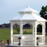 Grace Gazebo 11' (White)