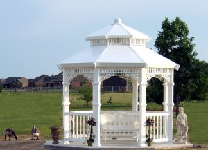 Grace Gazebo 11&#039; (White)