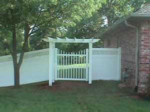 6' Wide Fairfield Arbor