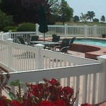 Picket-Pool Fence