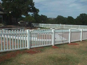 Open Wide Picket Fence - 4&#039;