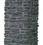 Pre-Formed Stackable Pillar - Gray