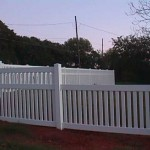 Semi-Private Fence: 4'-5'-6'