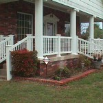 Victorian Porch / Stair Railing