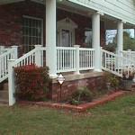 Victorian Porch / Stair Railing