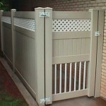 Custom Two tone Gate