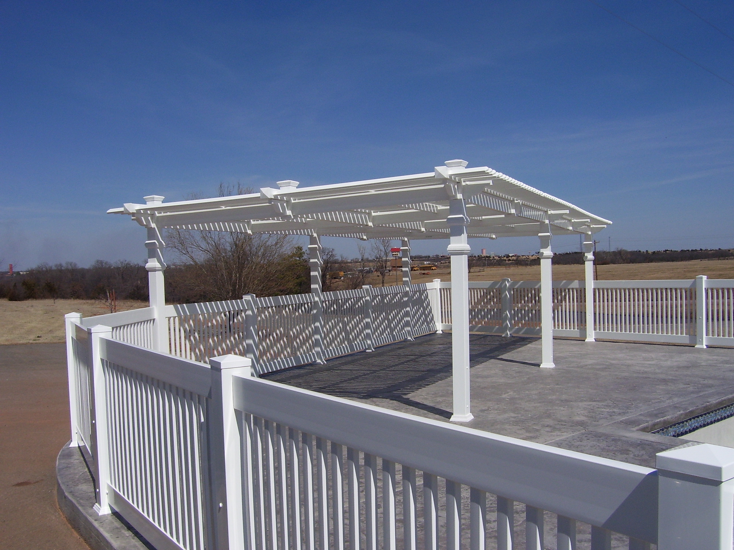 Patio Cover Connelly Midland Vinyl Products